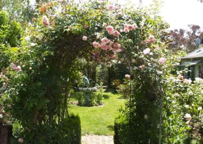 Albion Rose Arch