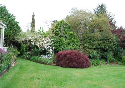 Braemore Farm Garden Tour 2019 Front Lawn