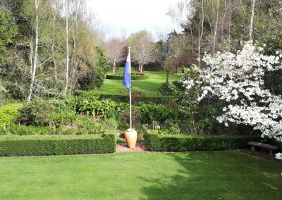 Evesham Flag Pole