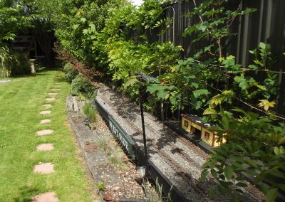 Rose Cottage Garden Railway