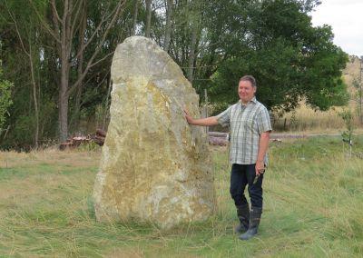 Luke And Standing Stone