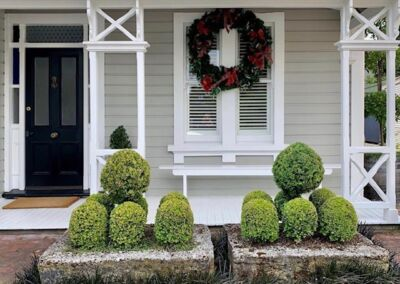 Balls + Wreath