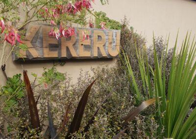 Kereru Sign Web
