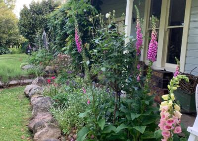 Foxgloves Verandah